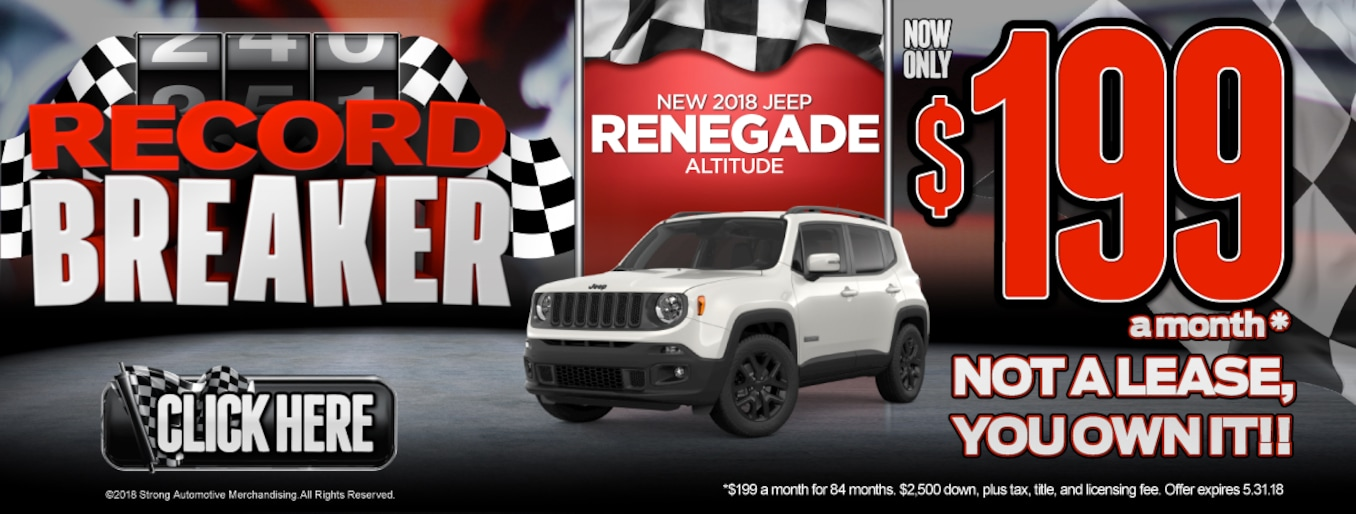 New Dodge, Jeep, RAM, Chrysler & Used Car Dealership in ...