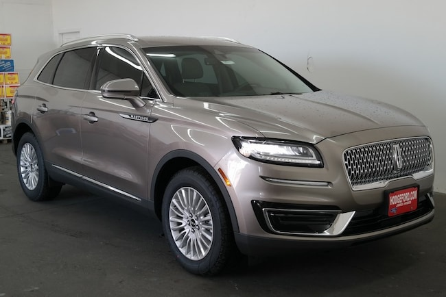 New 2019 Lincoln Nautilus Standard SUV in Muskogee, OK