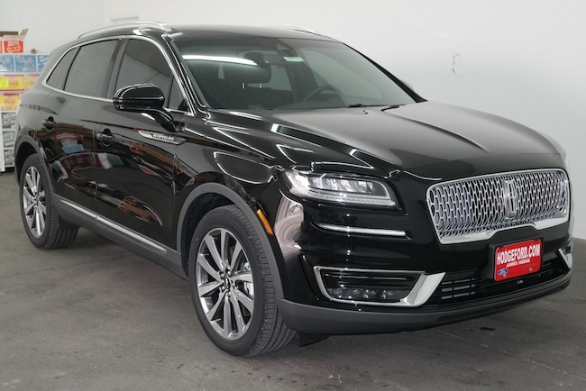 New 2019 Lincoln Nautilus Select SUV in Muskogee, OK
