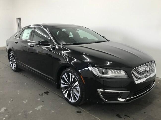 New 2018 Lincoln MKZ Reserve Sedan in Muskogee, OK
