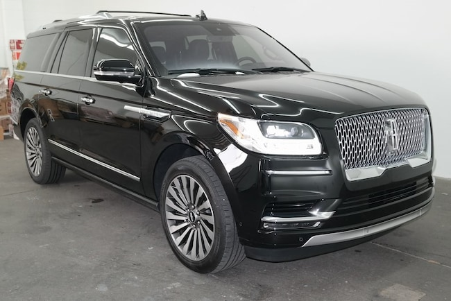 New 2018 Lincoln Navigator L Reserve SUV in Muskogee, OK