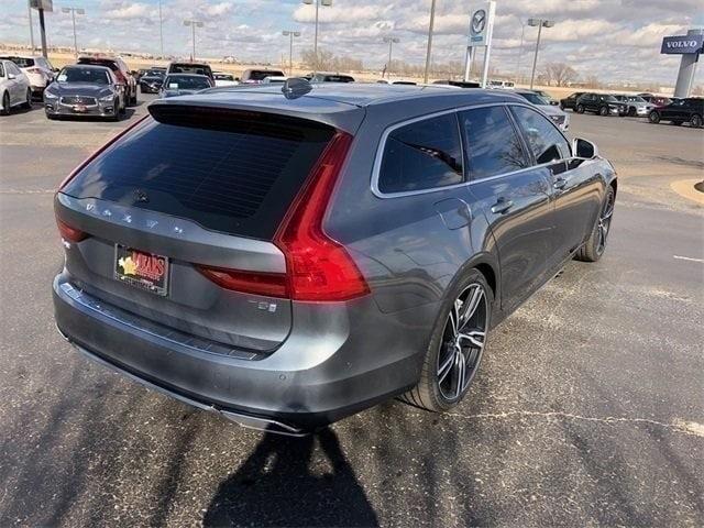 New 2019 Volvo V90 For Sale at Mears Motors | VIN