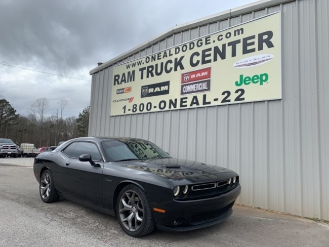 Used 2016 Dodge Challenger R/T Coupe in Bremen
