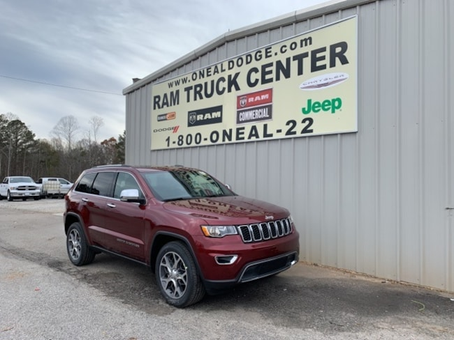 New 2019 Jeep Grand Cherokee LIMITED 4X2 Sport Utility in Bremen