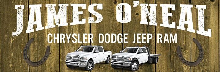 James O'Neal Chrysler Dodge Jeep Ram