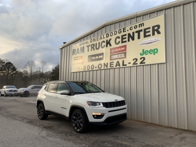 New 2019 Jeep Compass HIGH ALTITUDE FWD Sport Utility in Bremen