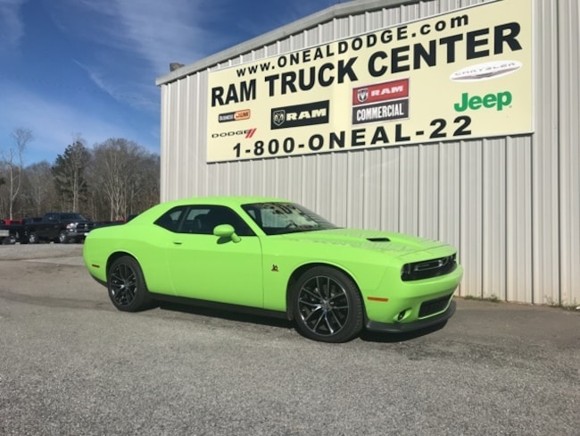 Used 2015 Dodge Challenger R/T Scat Pack Coupe in Bremen
