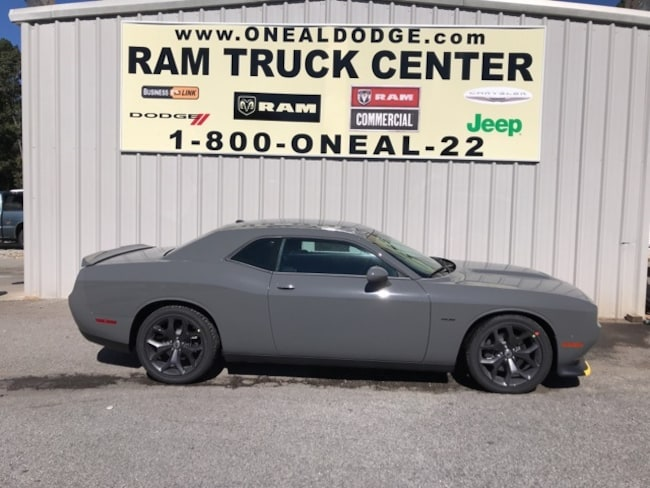 New 2019 Dodge Challenger R/T Coupe in Bremen