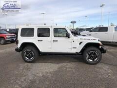 2018 Jeep Wrangler UNLIMITED RUBICON 4X4 Sport Utility J4080