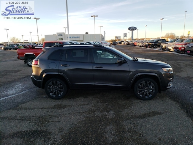 2019 Jeep Cherokee HIGH ALTITUDE 4X4 Sport Utility J4165