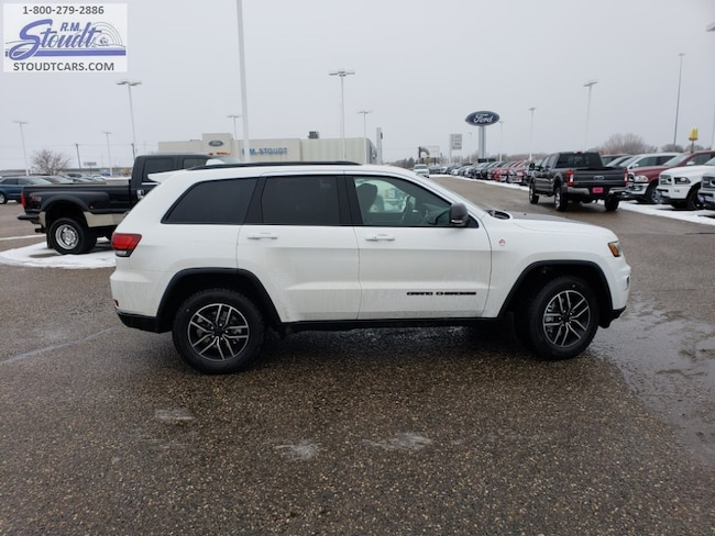 2019 Jeep Grand Cherokee TRAILHAWK 4X4 Sport Utility J4127