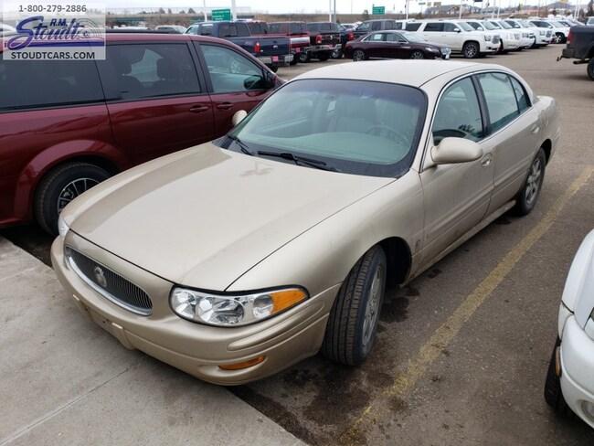 2005 Buick Lesabre Custom Sedan L2588A