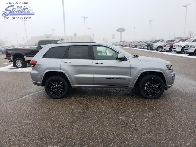 2019 Jeep Grand Cherokee ALTITUDE 4X4 Sport Utility J4153
