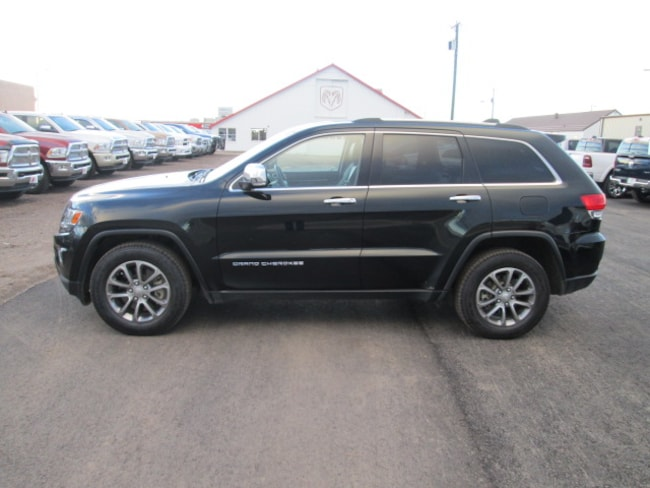 Used 2014 Jeep Grand Cherokee Limited SUV for sale in Chinook, MT at Jamieson Motors
