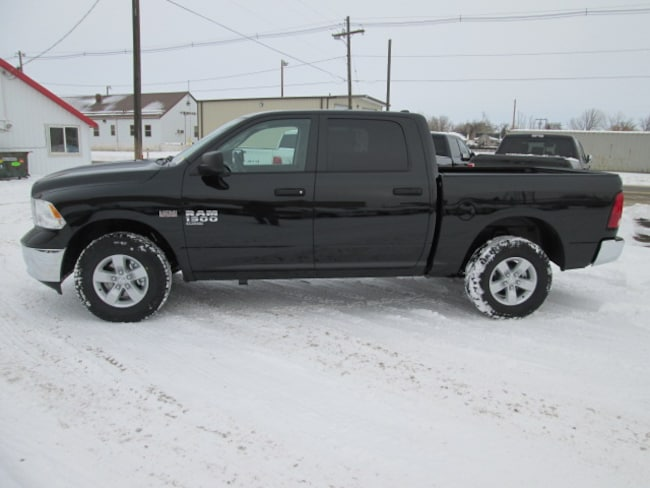 2019 Ram 1500 Classic CLASSIC TRADESMAN CREW CAB 4X4 5'7 BOX Truck Crew Cab for sale in Chinook, MT at Jamieson Motors