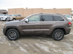 New 2019 Jeep Grand Cherokee LIMITED 4X4 Sport Utility in Chinook