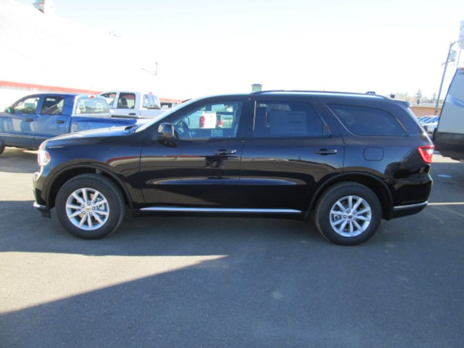 2019 Dodge Durango SXT PLUS AWD Sport Utility for sale in Chinook, MT at Jamieson Motors