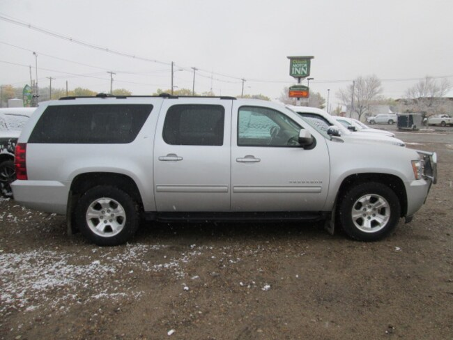 Used 2011 Chevrolet Suburban 1500 LT SUV for sale in Chinook, MT at Jamieson Motors