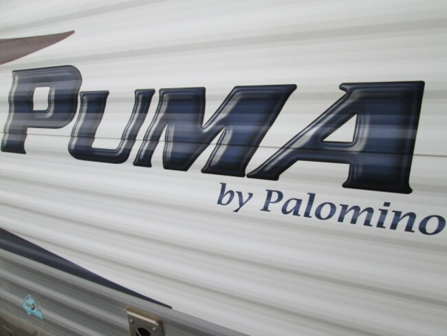 Used 2011 Puma WPT26FBSS For Sale in Chinook near Great