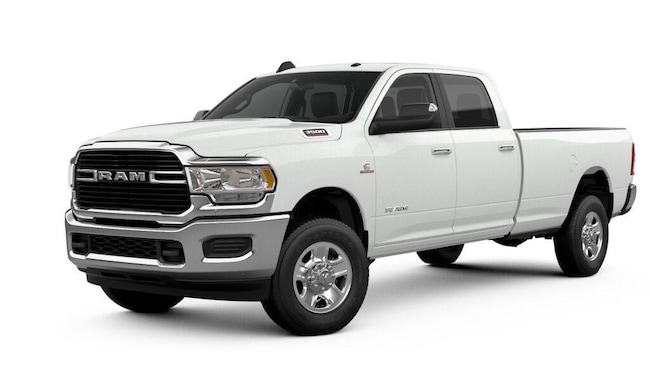 2019 Ram 3500 BIG HORN CREW CAB 4X4 8' BOX Crew Cab for sale in Chinook, MT at Jamieson Motors