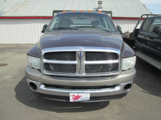 Used 2004 Dodge Ram 3500 SLT Crew Cab Long Bed Truck for sale in Chinook, MT at Jamieson Motors