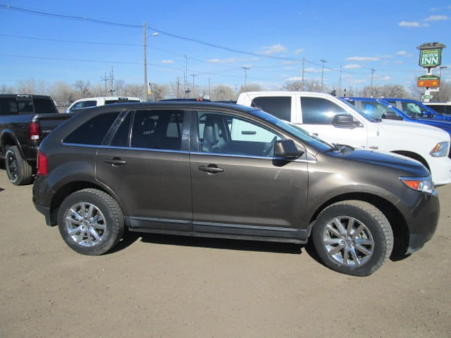 Used 2011 Ford Edge Limited For Sale in Chinook near Great Falls MT