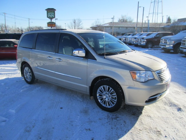Used 2013 Chrysler Town & Country Touring-L Passenger Van for sale in Chinook, MT at Jamieson Motors