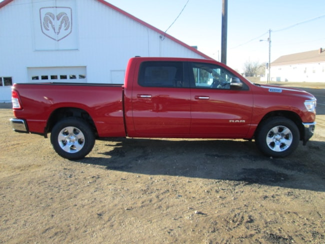 2019 Ram 1500 BIG HORN / LONE STAR CREW CAB 4X4 6'4 BOX Crew Cab for sale in Chinook, MT at Jamieson Motors