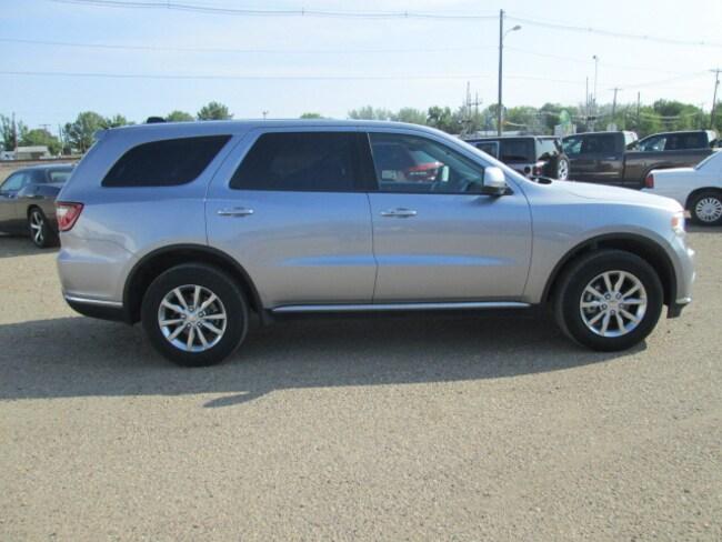 Used 2018 Dodge Durango SXT SUV for sale in Chinook, MT at Jamieson Motors