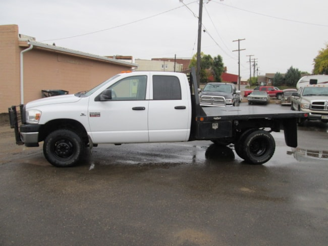 Used 2007 Dodge Ram 3500 ST Crew Cab Long Bed Truck for sale in Chinook, MT at Jamieson Motors