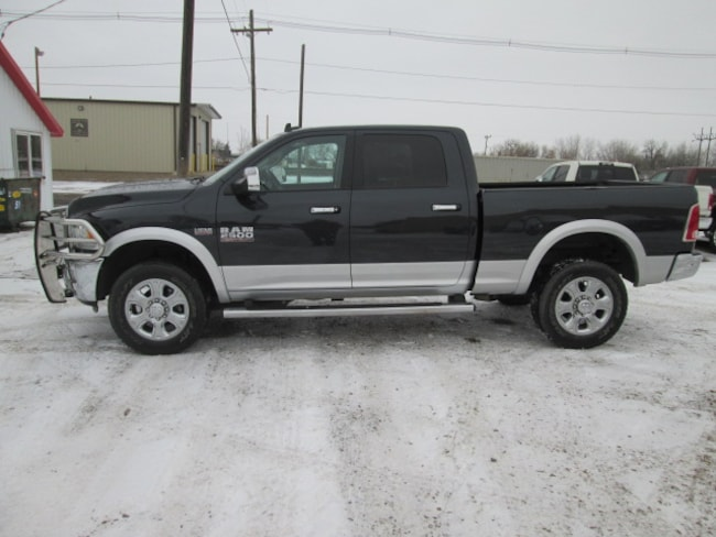 Used 2016 Ram 2500 Laramie Crew Cab Truck for sale in Chinook, MT at Jamieson Motors