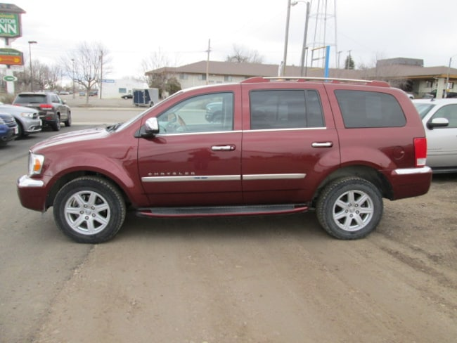 Used 2008 Chrysler Aspen Limited SUV for sale in Chinook, MT at Jamieson Motors