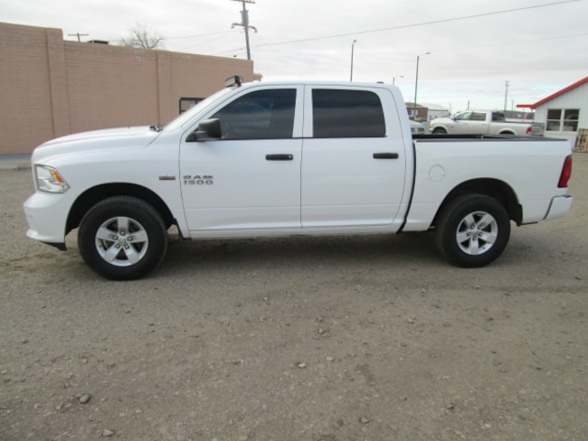 Used 2014 Ram 1500 Tradesman/Express Crew Cab Truck for sale in Chinook, MT at Jamieson Motors