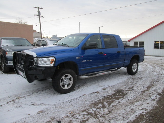 Used 2007 Dodge Ram 1500 SLT For Sale in Chinook near Great