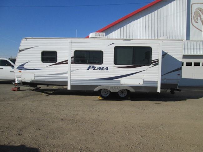 Used 2011 Puma WPT26FBSS For Sale in Chinook near Great Falls MT