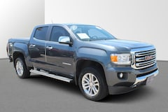 Used 2015 GMC Canyon 4WD SLT 4WD Crew Cab 128.3 SLT 1GTG6CE32F1228280 in Janesville, WI near Beloit