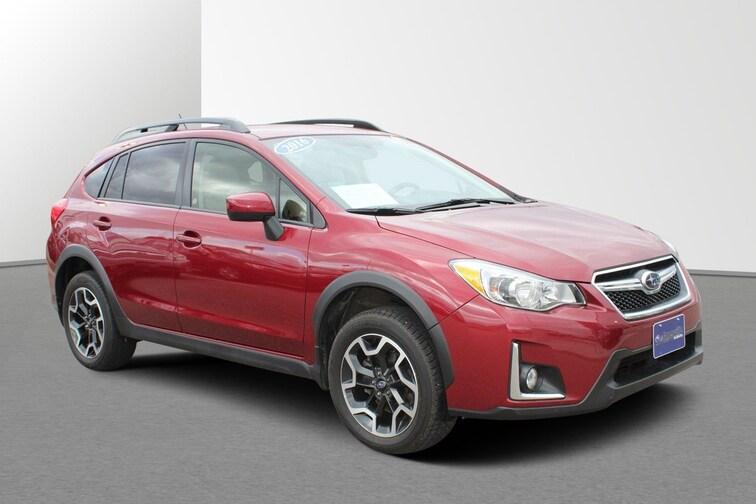 Used 2016 Subaru Crosstrek Premium CVT 2.0i Premium For sale in Janesville