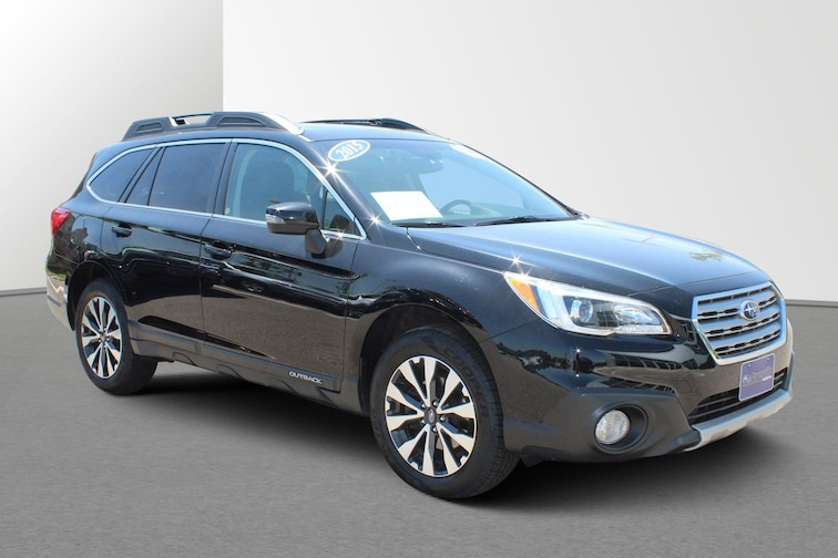Used 2015 Subaru Outback 3.6R Limited Wagon For sale in Janesville