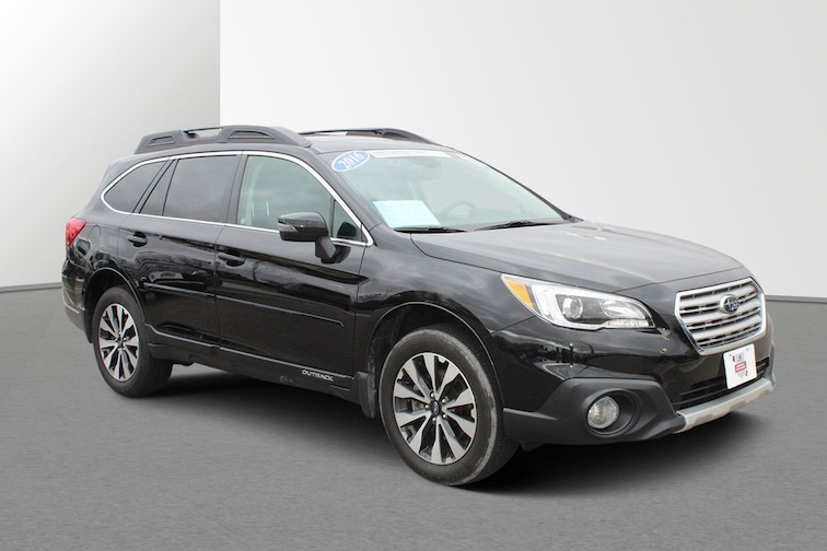 Certified 2016 Subaru Outback 2.5i Limited Wagon For sale in Janesville
