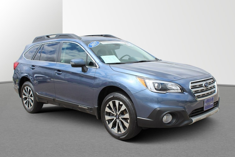 Certified 2017 Subaru Outback Limited 3.6R Limited For sale in Janesville