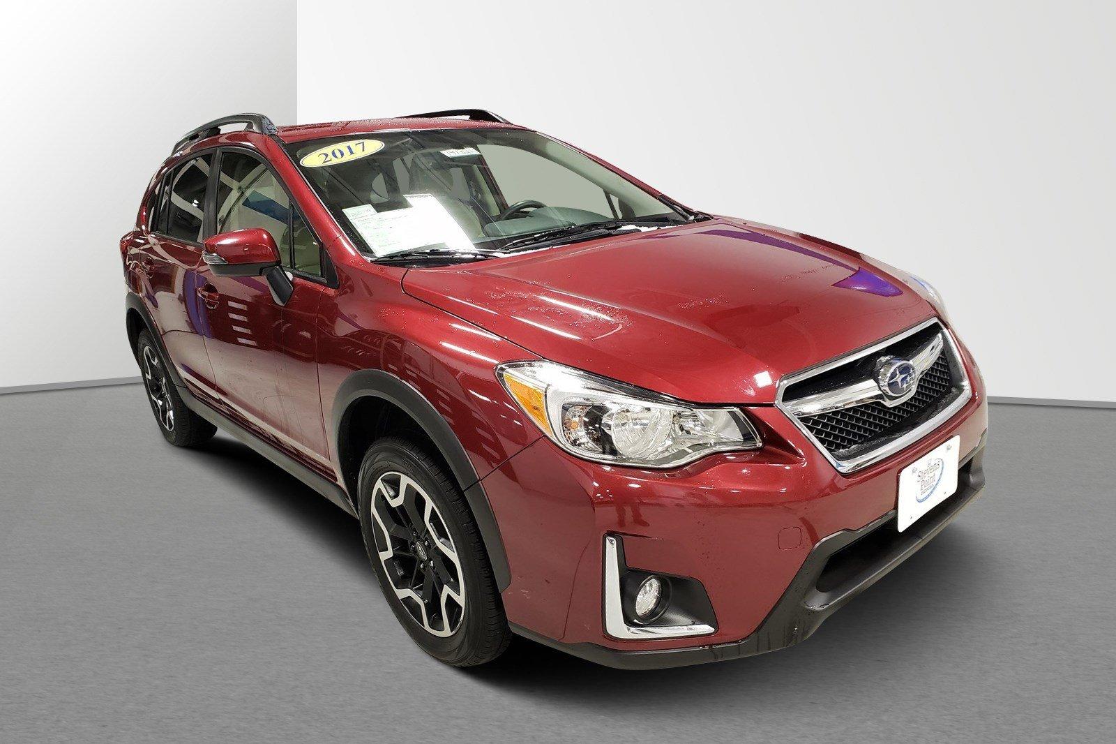 2017 Subaru Crosstrek Limited 2.0i Limited CVT
