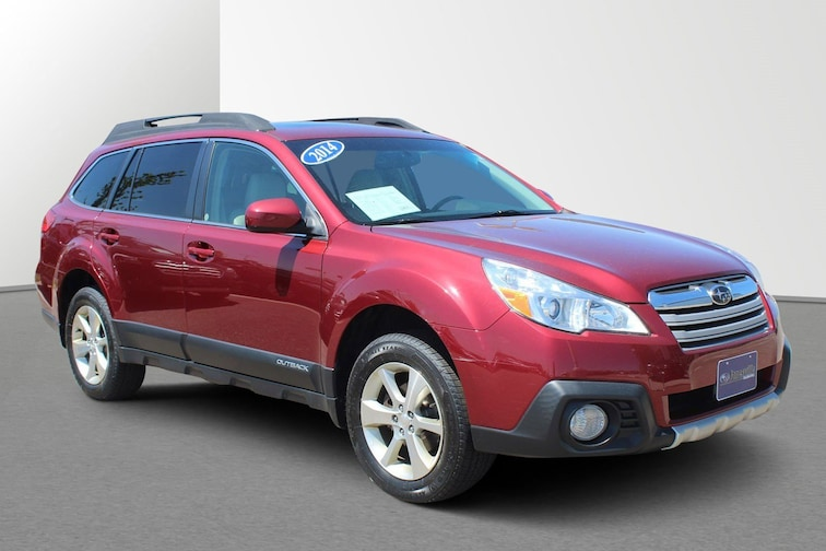 Used 2014 Subaru Outback 2.5i Limited Wagon For sale in Janesville