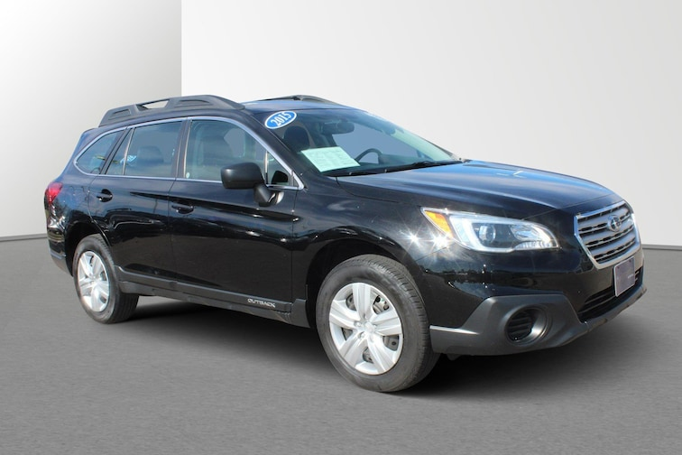 Used 2015 Subaru Outback 2.5i Wagon For sale in Janesville