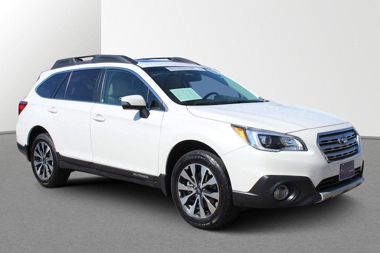 Certified 2016 Subaru Outback 3.6R Limited Wagon For sale in Janesville