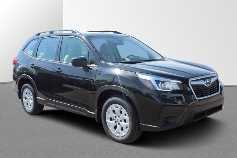 New 2019 Subaru Forester Standard SUV for sale in Janesville