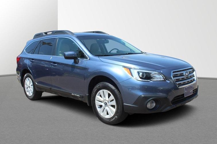 Used 2016 Subaru Outback 2.5i Premium Wagon For sale in Janesville