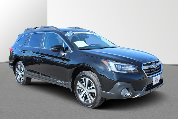 Certified 2019 Subaru Outback Limited 2.5i Limited For sale in Janesville