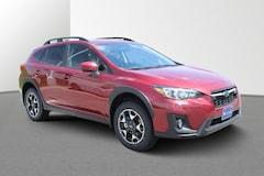New  2019 Subaru Crosstrek 2.0i Premium SUV JF2GTADC8KH317997 in Janesville, WI near Beloit