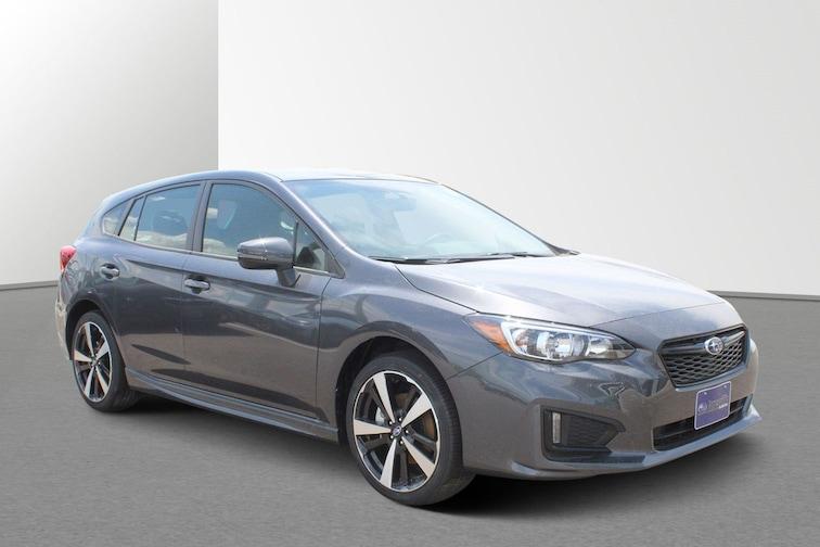 New 2019 Subaru Impreza 2.0i Sport 5-door for sale in Janesville