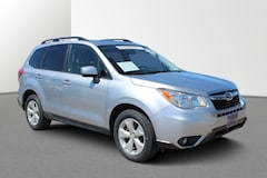 Pre-Owned 2015 Subaru Forester 2.5i Premium CVT 2.5i Premium PZEV JF2SJADC0FH590891 for sale in Racine, WI